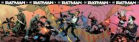 Batman: Prelude To The Wedding - Parts 1 to 5 - Full Set of 5 Comics